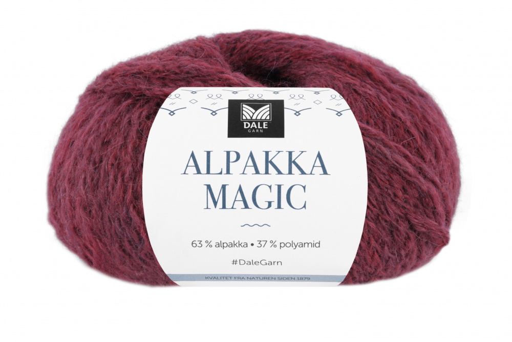 Bilde av Alpakka Magic